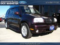 Options Included: 6 CD Changer, 7 Passenger Seating,
