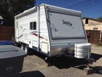 We are selling our 2003 Tahoe 19' camper , it has