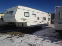 2003 Thor Wanderer 33' Toy Hauler  $9,200 OBO Local --
