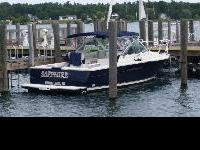 2003 Tiara Cornet w/Harbor Edition features. Blue Hull,