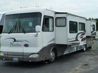 2003 Tiffin Phaeton 40TGH, 330 HP Cat, 6 Speed Allison