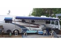 RV Type: Class A Year: 2003 Make: Tiffin Model: Phaeton