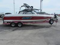 CONSIGNMENT / BROKERAGE WATERCRAFT. 2003 TIGE 22V