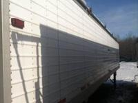 2003 Timpte Super Hopper Grain Trailer. 2003 Timpte