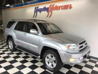 Options:  2003 Toyota 4Runner  Here Is A Great
