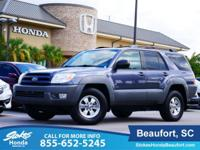 2003 Toyota 4Runner in Grey. All the right ingredients!