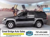2003 Toyota 4Runner CARS HAVE A 150 POINT INSP, OIL