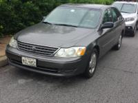 HEY DAD!  - 2003 Toyota Avalon- Leather, Power
