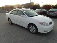 Due to the fact that this appealing 2003 Toyota Camry