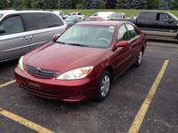 This 2003 Toyota Camry is value priced to sell quickly!