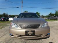 2003 Toyota Camry LE, 142kmiles,4 cylinder, , Clean