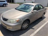 Check out this gently-used 2003 Toyota Camry we