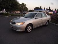 Options:  2003 Toyota Camry 4Dr Sdn Le|This 2003 Camry
