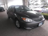 This 2003 Toyota Camry LE is proudly offered by Freeman