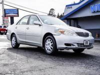 Clean Carfax Budget Value Sedan!  Options:  Rear