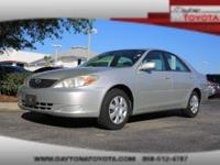 2003 Toyota Camry LE, *** 1 FLORIDA OWNER *** CLEAN