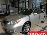 Come test drive this 2003 Toyota Camry! Take manage of