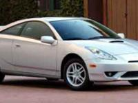 Come see this 2003 Toyota Celica GTS. Its transmission