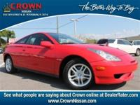 Exterior Color: red, Body: Hatchback, Engine: I4 1.80L,