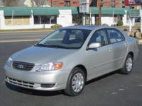 WWW.US-MOTORCARSVA.COM ? THIS IS A 2003 TOYOTA COROLLA