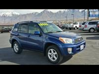 Exterior Color: blue, Body: SUV, Engine: 2.0L I4 16V