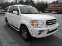 Very Clean. Well Maintained Toyota Sequoia Limited SUV