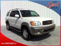 Options Included: N/AThis is a nice 2003 Toyota Sequoia