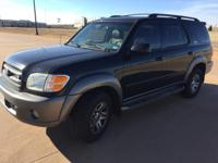 We are excited to offer this 2003 Toyota Sequoia. This