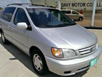 2003 Toyota Sienna LE For Sale.Features:Front Wheel