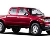 Take a look at this 2003 Toyota Tacoma with 152,010 It