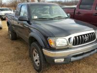 2003 Toyota Tacoma XTR CAB 4WD AT. Serving the