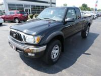 Look at this 2003 Toyota Tacoma . Its transmission and
