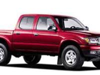 Exterior Color: red, Body: Double Cab, Engine: Gas V6