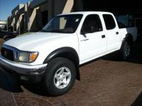Options Included: Write Down, Promo2003 Toyota Tacoma