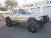 Options:  2003 Toyota Tacoma The Baddest Tacoma In