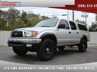 2003 Toyota Tacoma Double Cab PreRunner V6, *** CLEAN