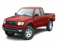 Options:  2003 Toyota Tacoma Base|Miles: 96000Color: