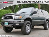 TRD Off-Road Package, 4WD/4x4, **Only 8.7% Sales Tax,