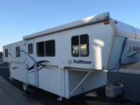 2003 Trailmanor 3023 in great condition. Rests