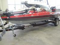 This 2003 Triton is perfect for your bass fishing