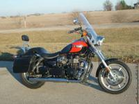 Make: Triumph Mileage: 26,834 Mi Year: 2003 Condition: