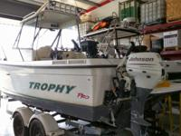 For avid fishermen that venture offshore in