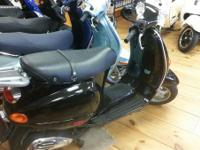 Scooters Under 250cc 7043 PSN . 2003 Vespa ET4