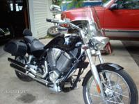 2003 victory 1500 has only 12000 miles like new