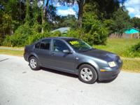 2003 Volks Wagen Jetta automatic four doors power