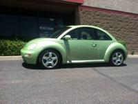 2003 VOLKSWAGEN NEW BEETLE TURBO Here is a 2003 VW