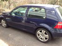 2003 Volkswagen GTI 1.8t For Parts!! I recently had a