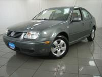 Options Included: N/ASporty and fuel efficient VW Jetta