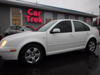 **FANTASTIC JETTA THAT HAS BEEN WELL MAINTAINED** Black