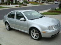Description 2003 VW Jetta GLS TDI, Diesel, 5-speed, and